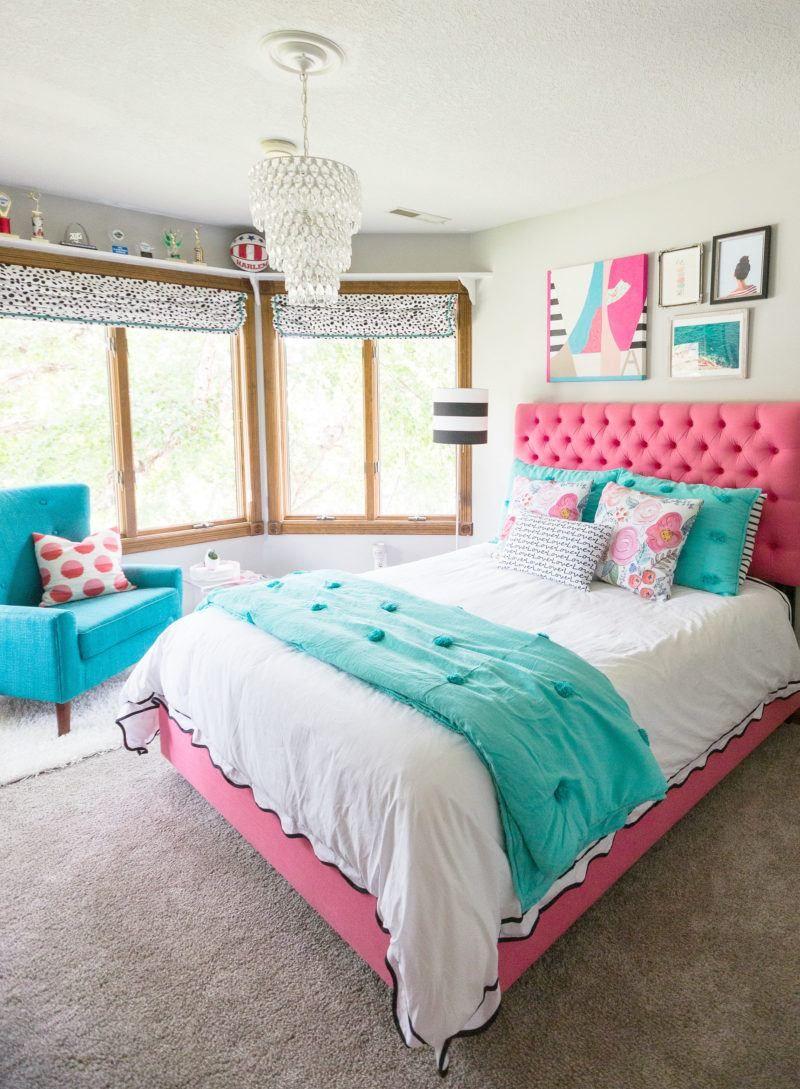 23 Stylish Teen Girl's Bedroom Ideas Best Teen, Bedrooms