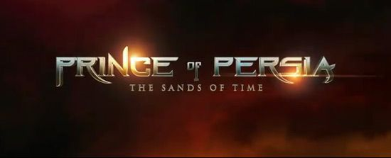 Hollywood Movie Title Series Prince Of Persia Movie Titles Prince Of Persia Film Font