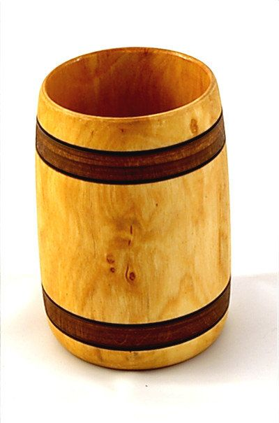 Small Cup 03 L 10 Oz Small Beer Mugsmall Wooden Cupwooden