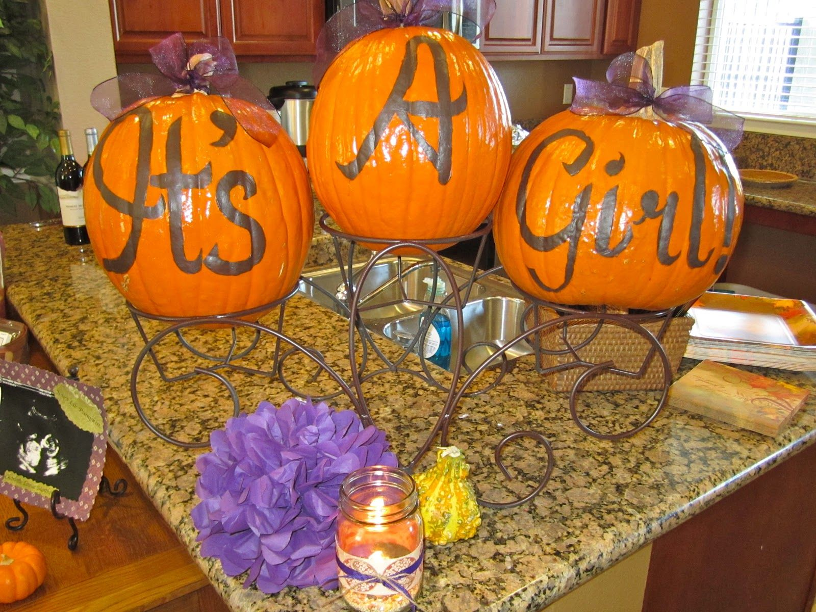 16 best Fall Baby shower images on Pinterest