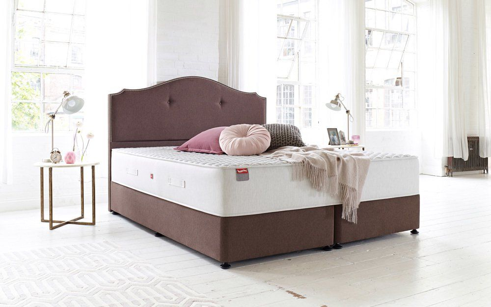 The Paradise Mattress And Bed Has A Firm Ultra Comfortable Feel With Lots Of Height