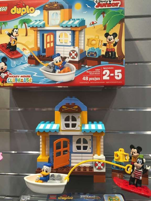 See All 170 Brand New Toys Your Kids Will Be Begging For This Year Lego Duplo Mickey And Friends Lego