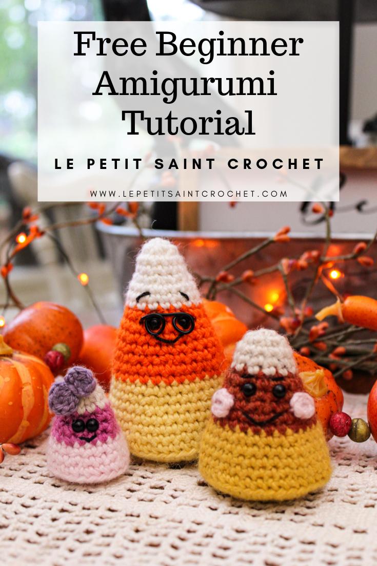 How to Crochet a Basic Amigurumi Body | Crochet patterns amigurumi, Crochet  amigurumi free patterns, Beginner crochet projects | 1102x735