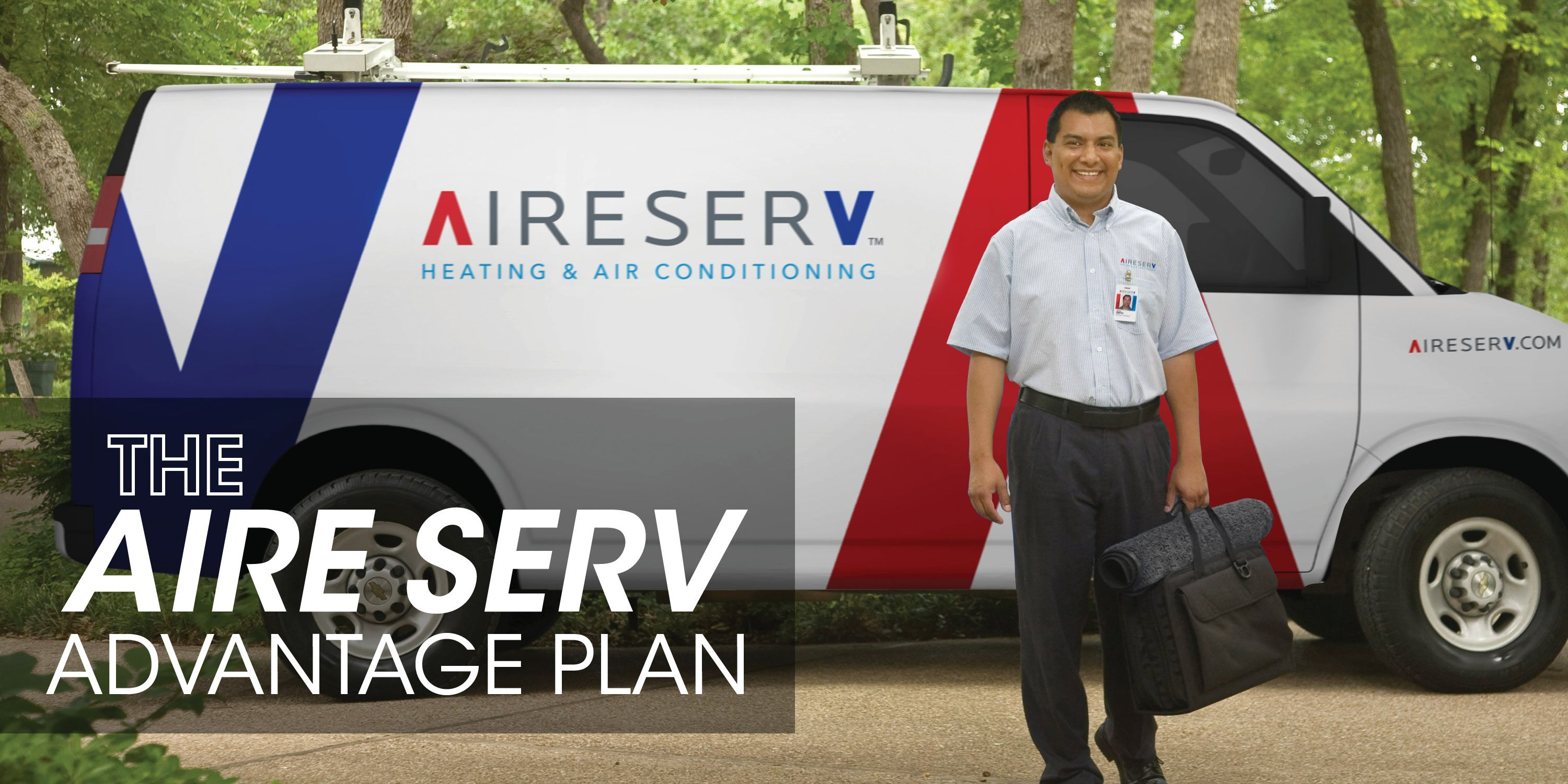 The Aire Serv Advantage Plan How To Plan Hvac Repair Heating And Air Conditioning