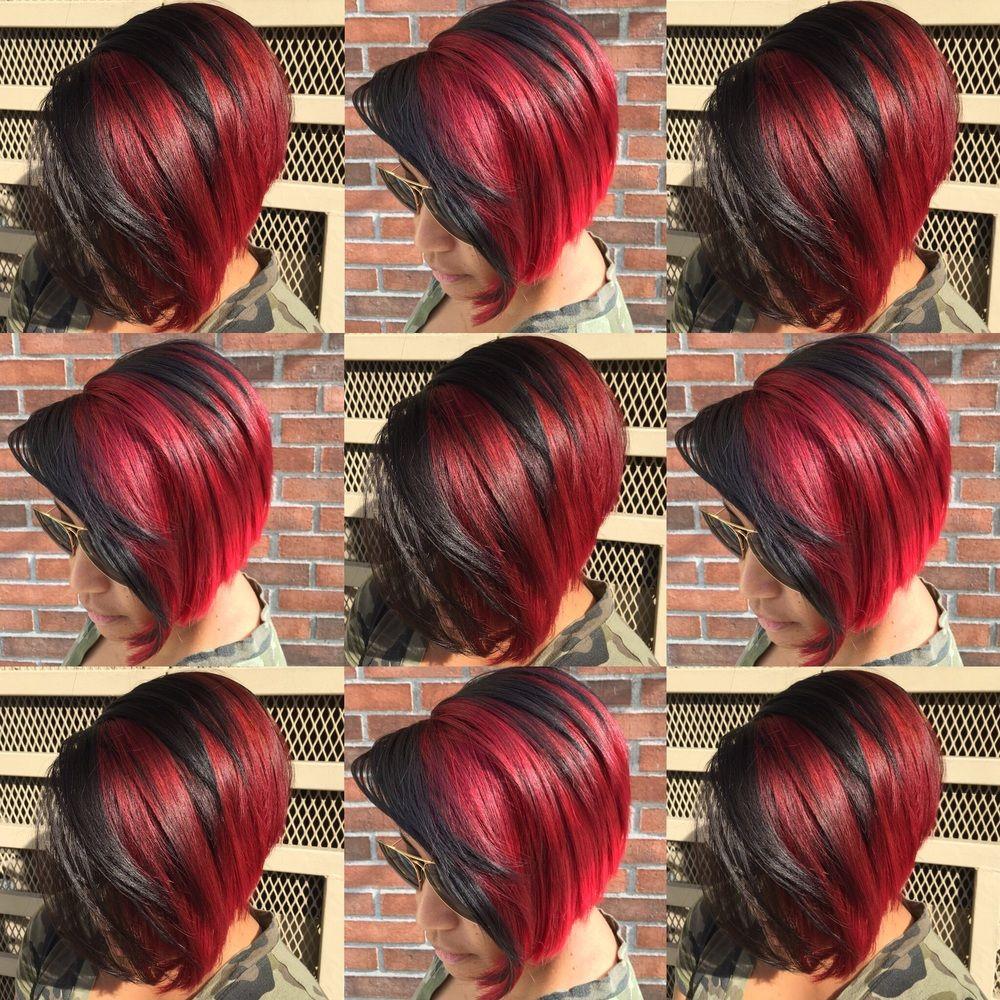Haare rot kurze Kurze Haare