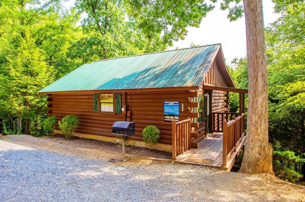 Smoky Mountain Bliss 3 Bedroom Cabin Rental In 2019