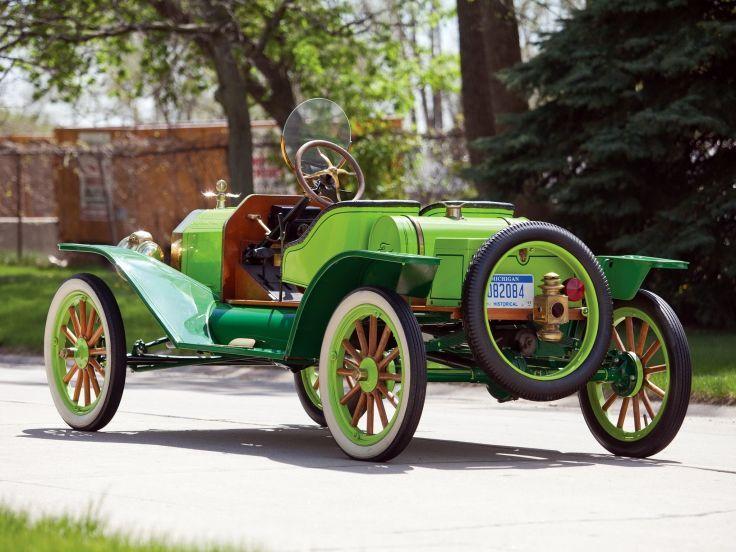 1912 Ford ModeloT Speedster retro papel tapiz de fondo