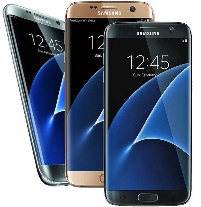Samsung Galaxy S7 Edge G935v Verizon 32gb Unlocked Gsm T Mobile At T Cell Phone Samsung Galaxy S7 Edge Samsung Galaxy Samsung