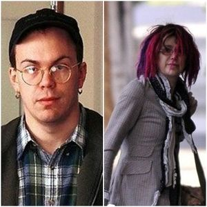 Larry wachowski and sex change