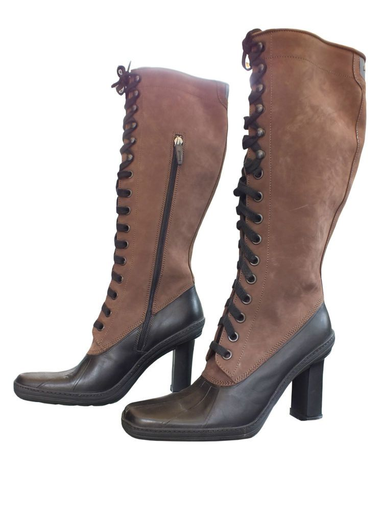 miglior servizio la migliore vendita stili di moda Dettagli su Pirelli stivali numero 40 pelle e scamosciato ...