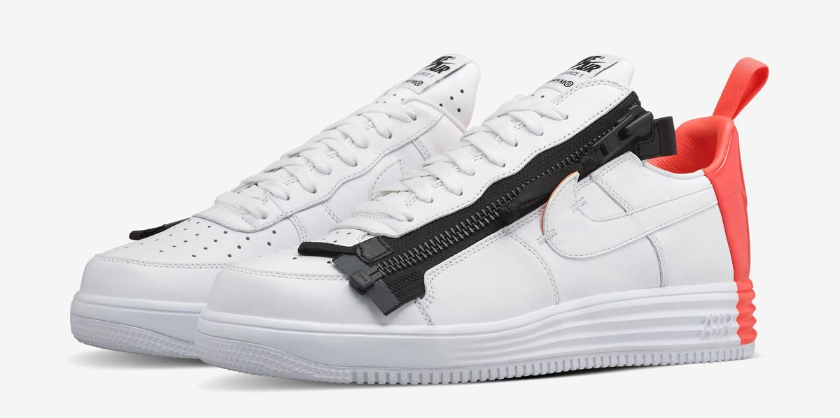 nike air force 1 zipper