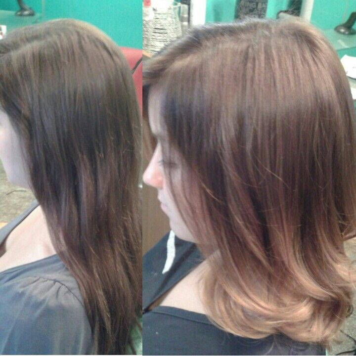 Ombre by Monica Anderson, Transformations Salon Two ... - photo#27
