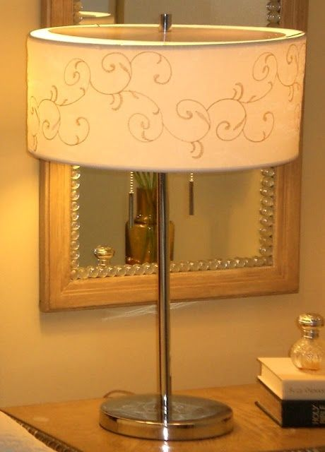 Lampshade slipcovers lampes pinterest lampshade slipcovers mozeypictures Gallery
