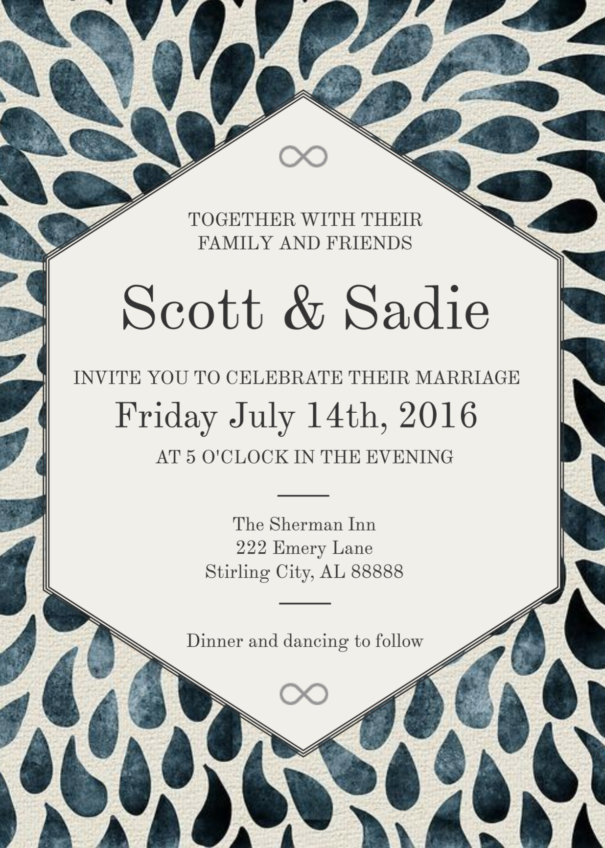 rsvp wedding invitation 5x7 free invitation templates