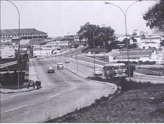 Fotos antigas de São Bernardo | Ônibus Antigo S.B.C.