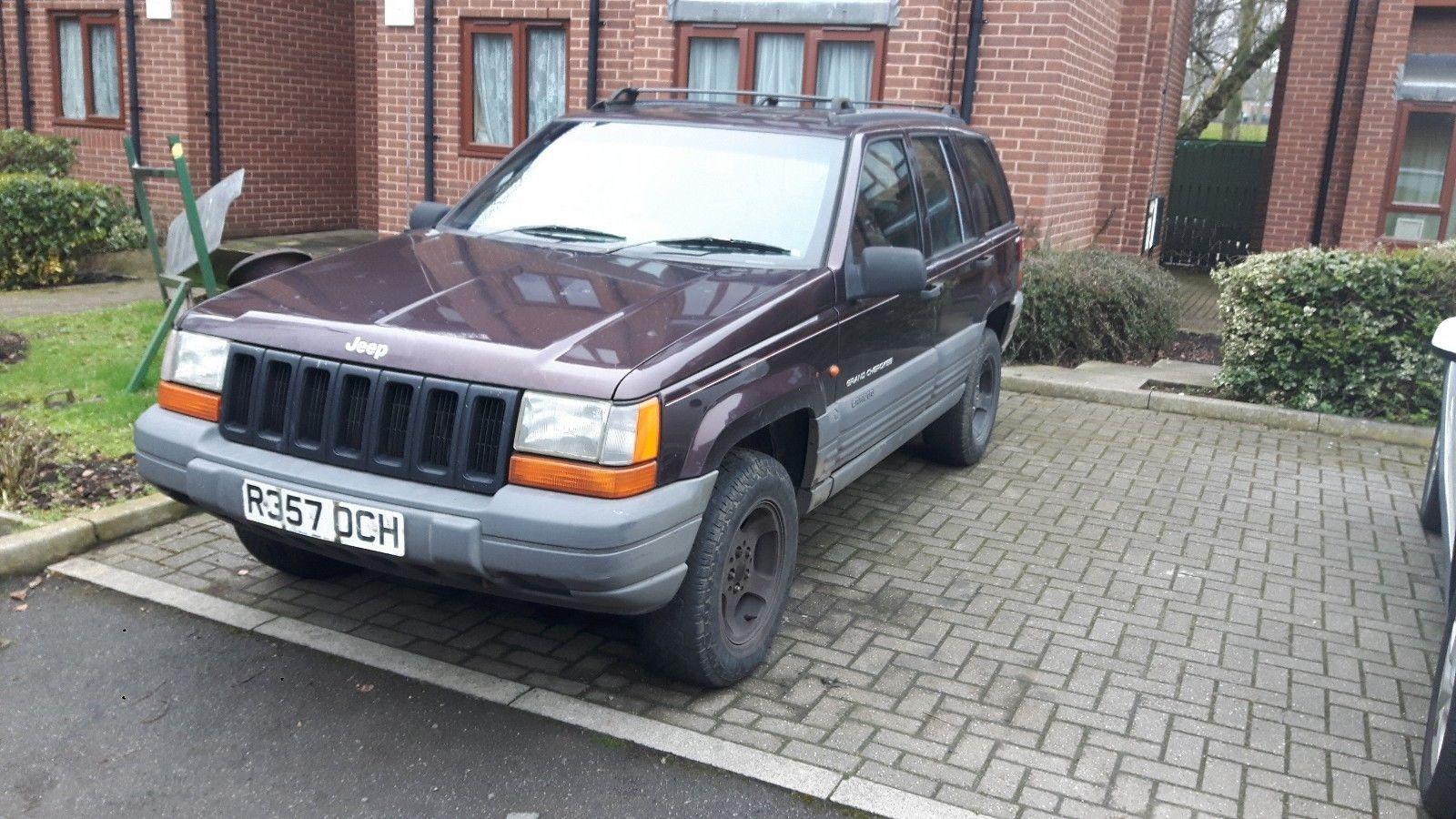 eBay: Jeep grand cherokee laredo ZJ 2.5 td manual. #jeep #jeeplife