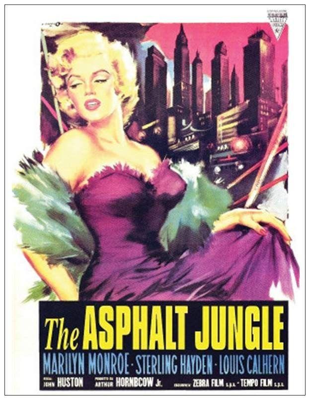 Vintage Movie Poster Vintage Movie Poster Postcards 1930s 1940s 1950s 1960s Marilyn Monroe Movies Marilyn Monroe Poster Movie Posters Vintage