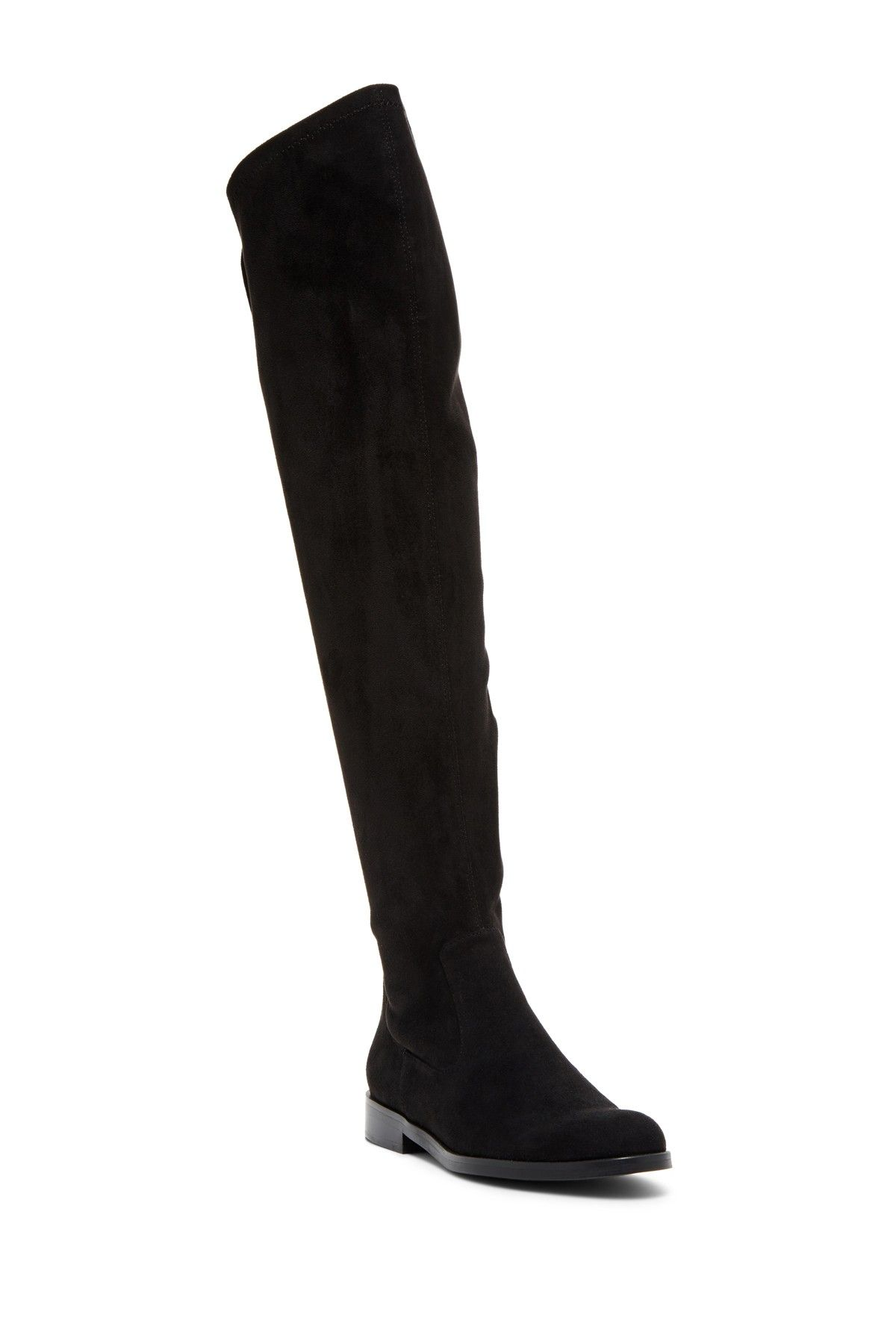 9c2450364f1 Kenneth Cole Reaction Wind Chime Over-the-Knee Lace-Up Back Boot ...