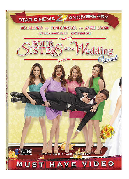 4 sisters and a wedding full movie pinoy