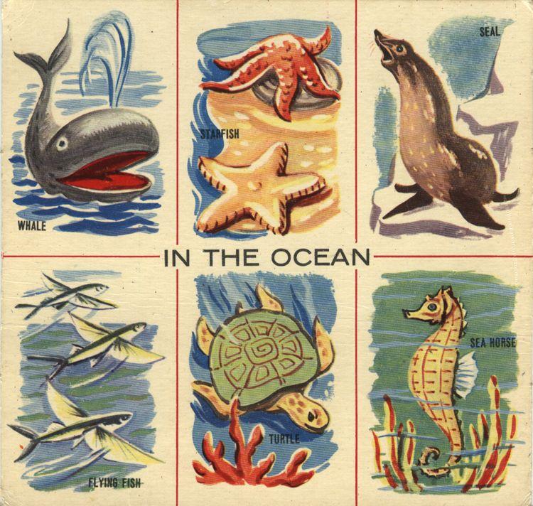 Adorable vintage animal cards {Passatempos Divertivos: Jogo da Memoria Vintage}