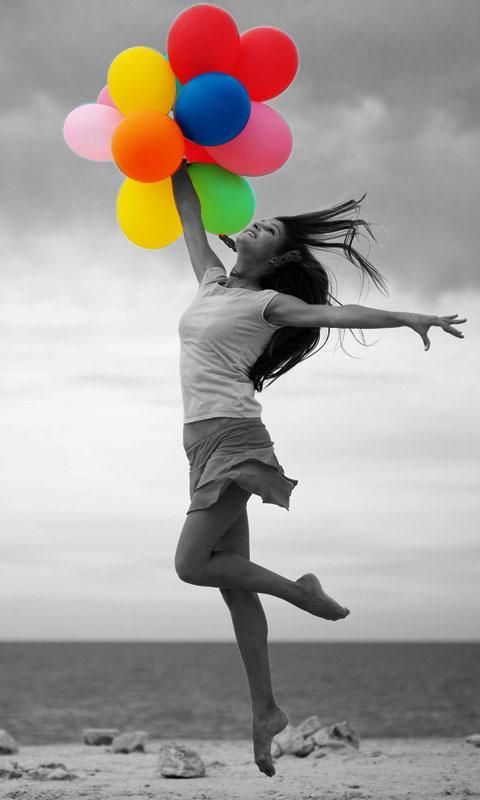 Black and white color splash photography balloon color splash photo pro android apps on google play