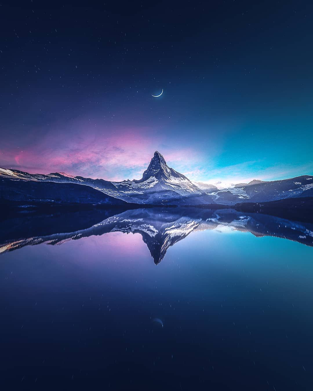 Pure Zermattmatterhorn Glacier In Switzerland Artofvisuals Photoshop Lightroom Adobe Earthpix Fine Art Fotos De Paisagem Wallpaper Paisagem
