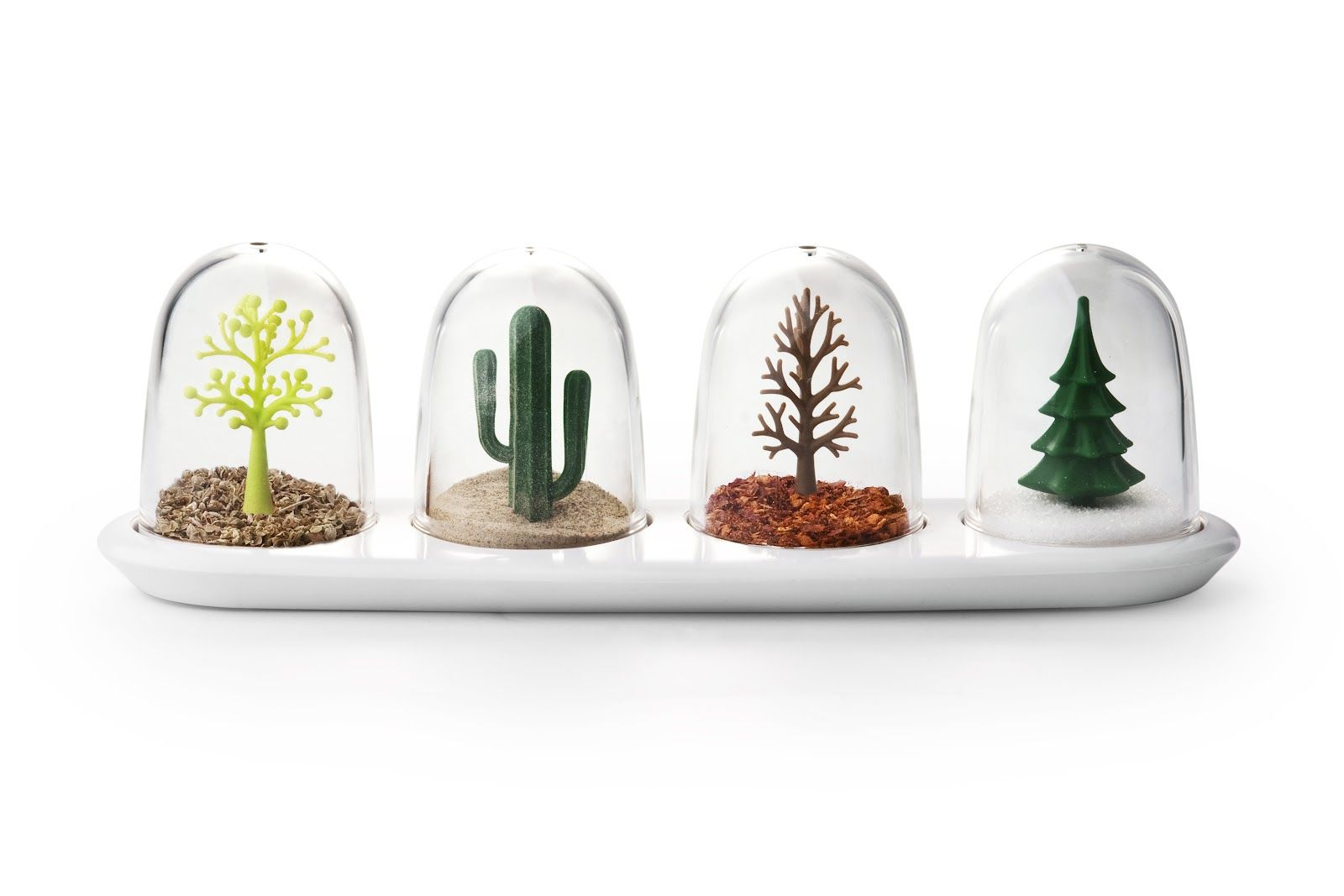 Qualy Four Seasons shakers | For the Home | Pinterest | Blog