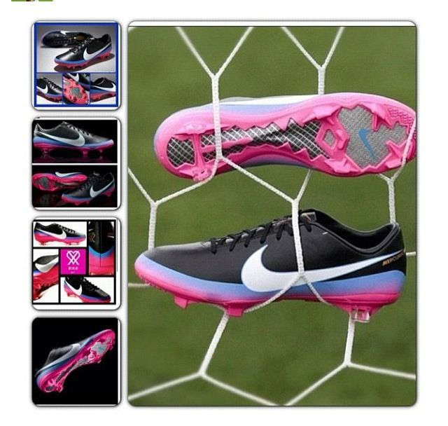 "Wish I had gotten these ones! Love the ""love/hate"" symbol from Cristiano Ronaldo!"