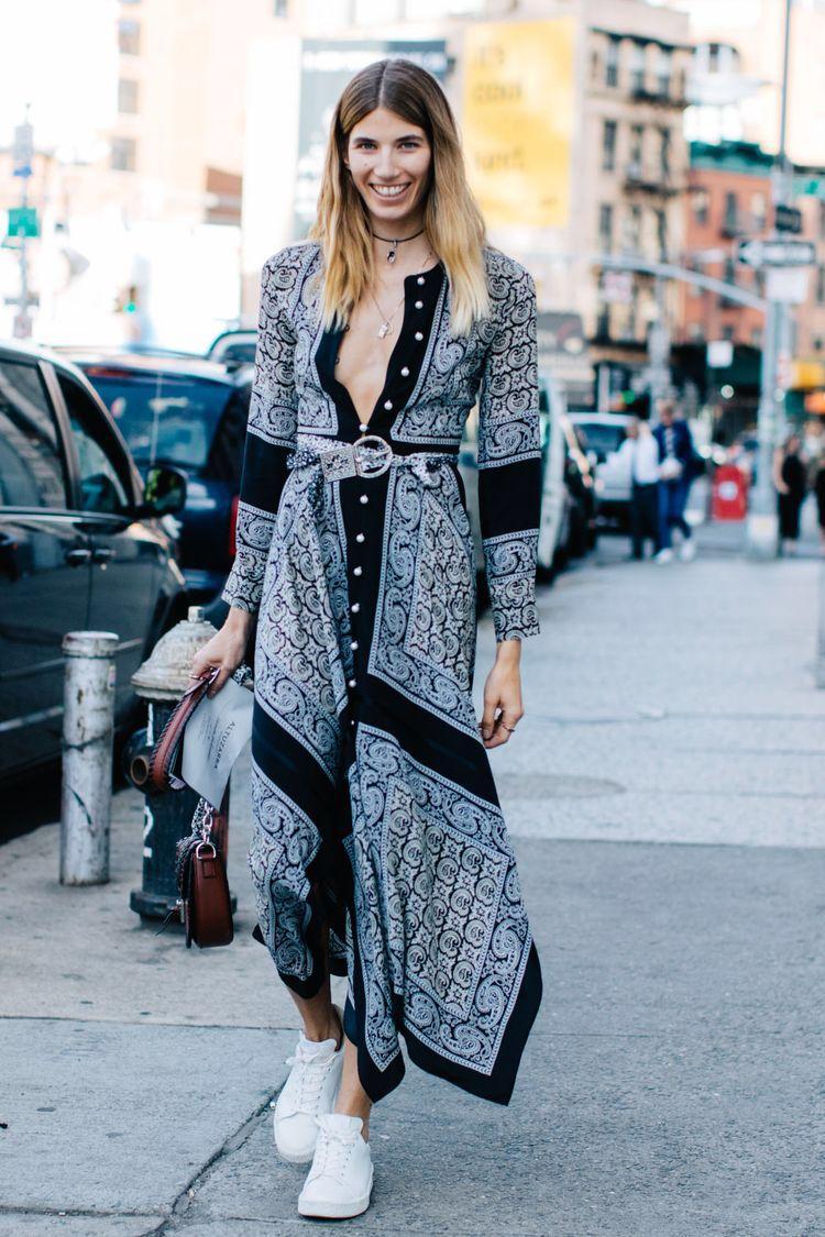 NYFW Dresses