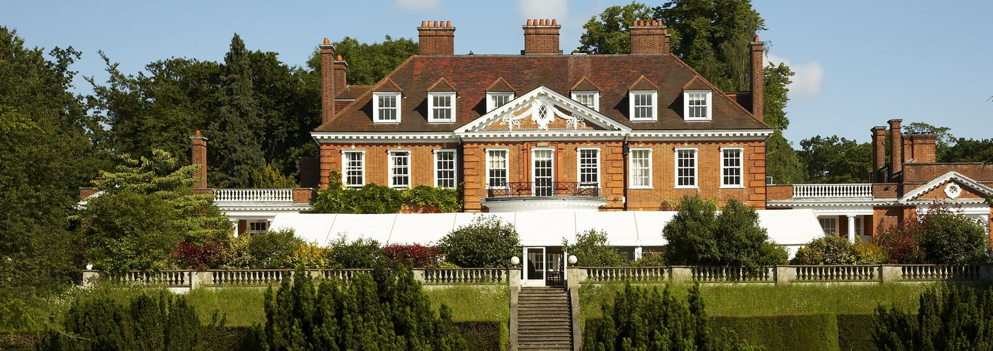 Hotel Wedding Venues In Hertfordshire