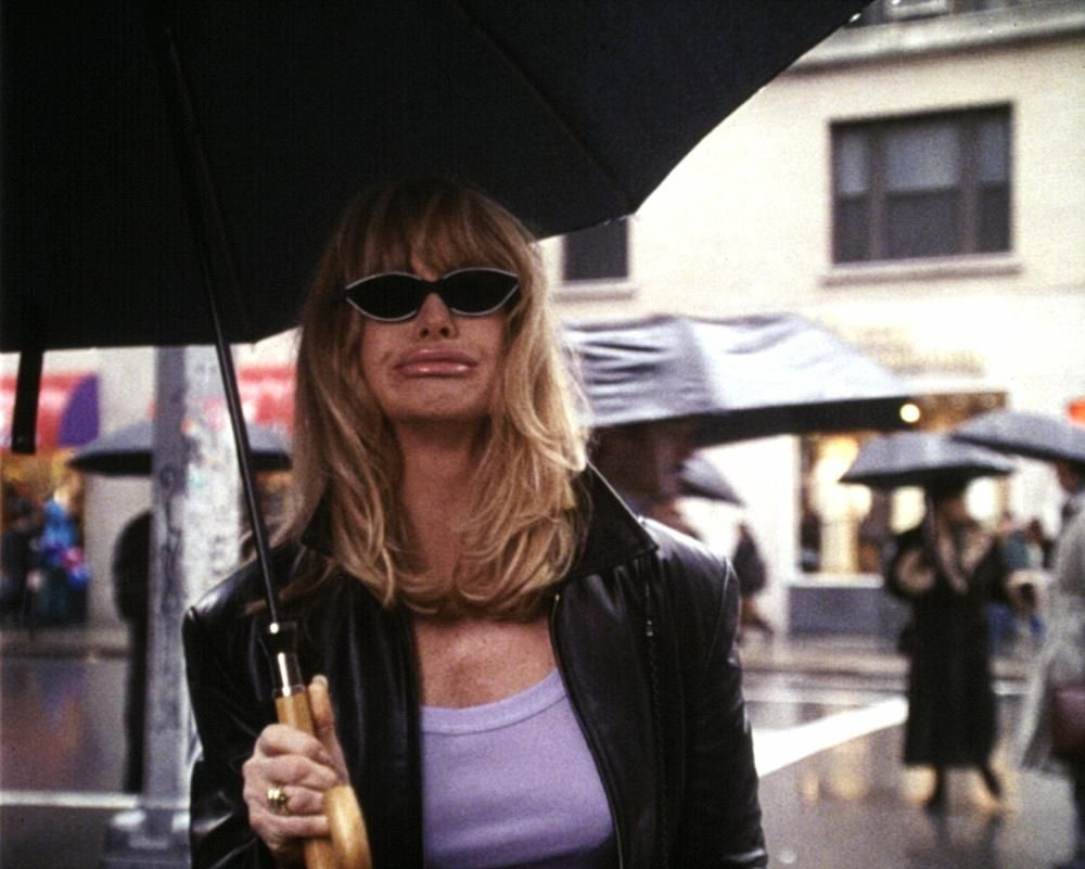 """""""The First Wives Club"""" movie still, 1996. Goldie Hawn as ..."""