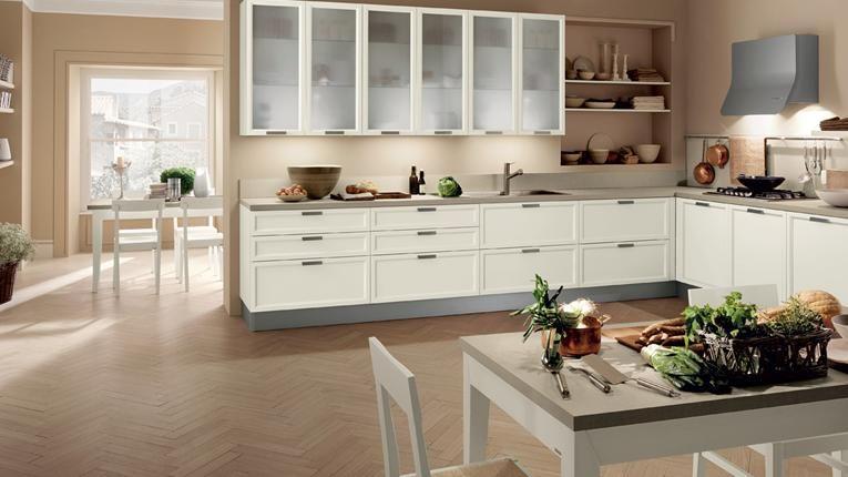 colori pareti con cucina bianca - Cerca con Google | pareti ...