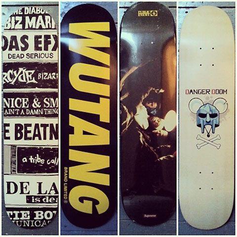 Hip Hop Skate Decks By Mike Corbett Skate Decks Skateboard Design Hip Hop