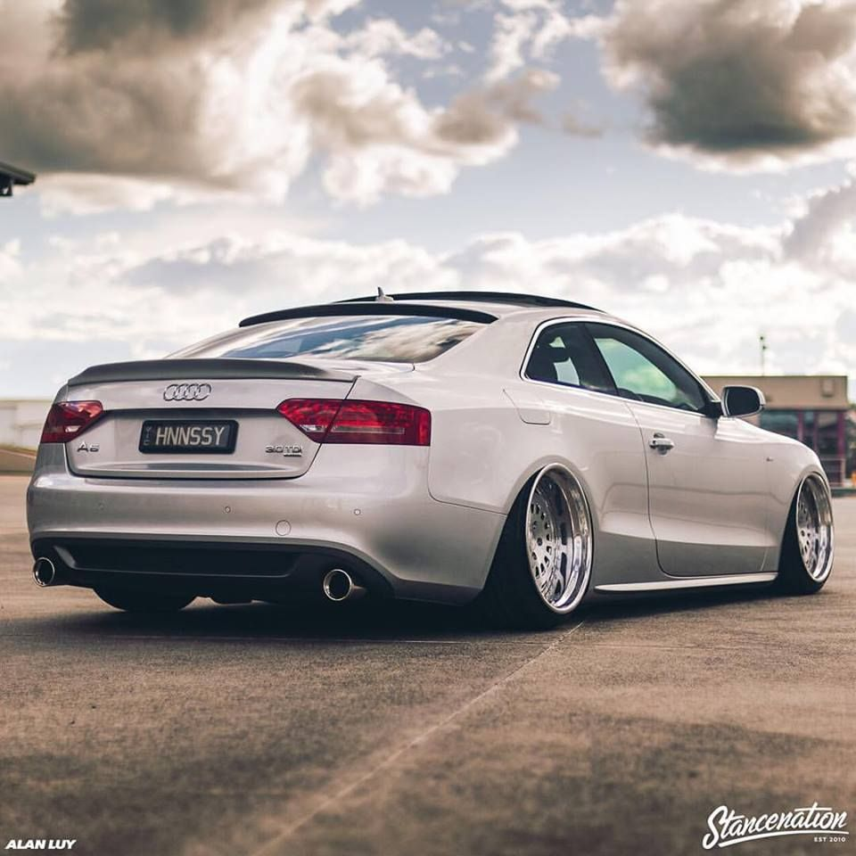 Modified Audi A5 Coupe
