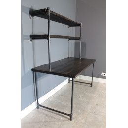 Above Desk Shelving Unit   Google Search