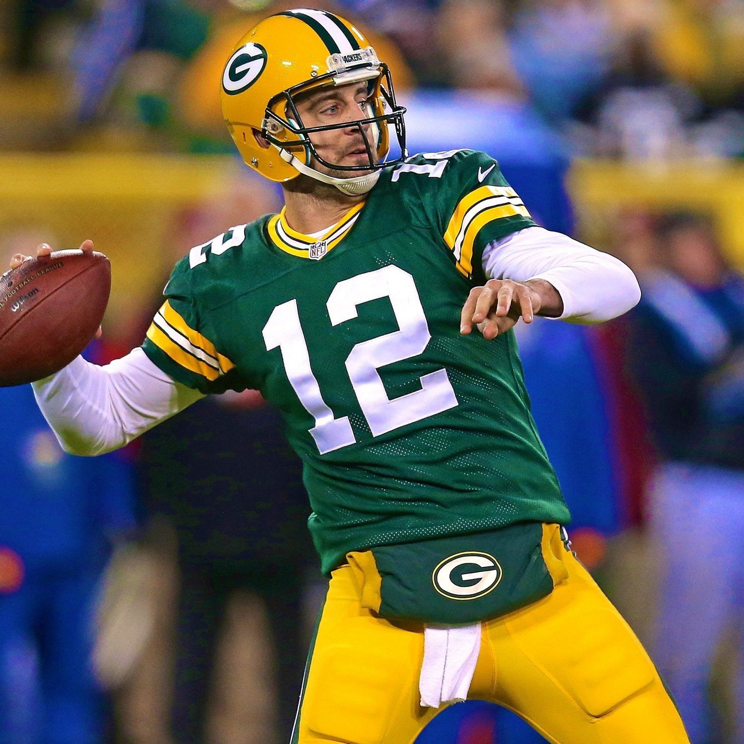 Aaron Rodgers Ties Nfl Record With 6 1st Half Touchdowns Vs Bears Deportes Greatest