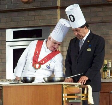 Cooking for thousands: not a feat to be taken lightly -- Part 2 of the Emerald Princess Saga
