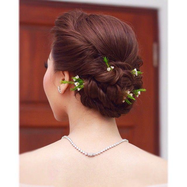 Thai Hairstyle Hairdo Wedding Hairstyle Hair Styles