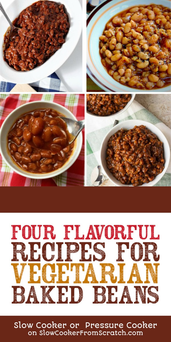 Four Flavorful Recipes For Vegetarian Baked Beans Scpc