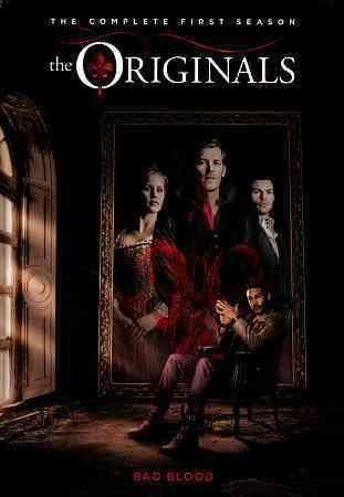 This Release Features All 22 Episodes Of The Originals Season One