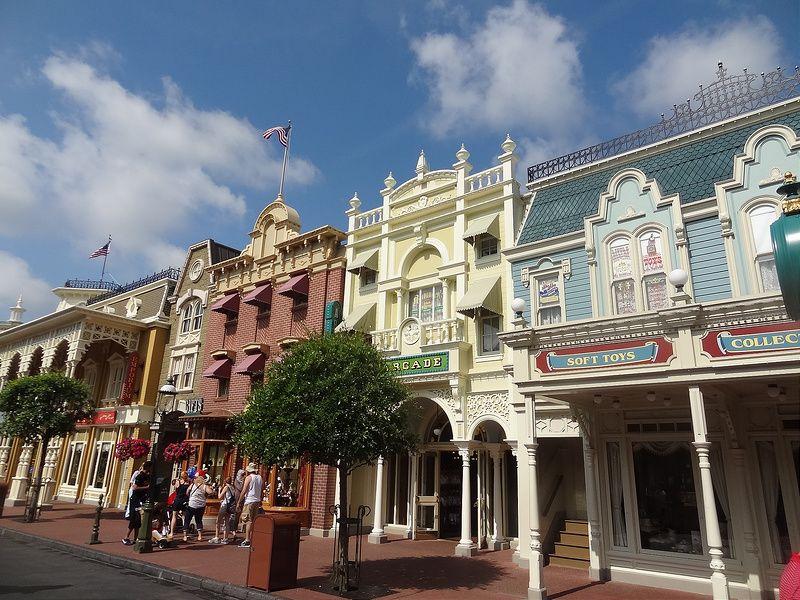 Main Street USA - Magic Kingdom - Walt Disney World | LEGO