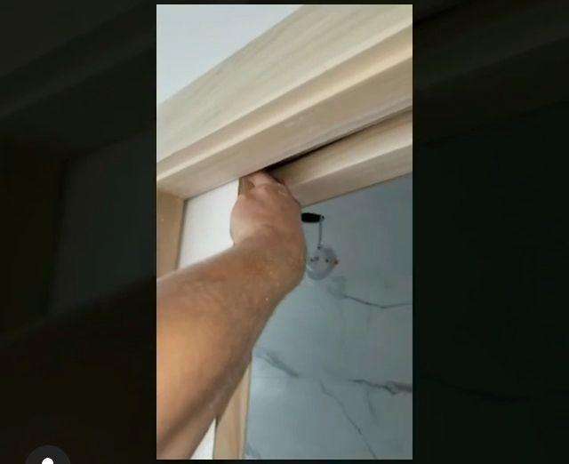 Wicklow Carpenter in Toronto made this quick video of the basic steps to install a pocket door, enjoy! #doorhardware #customhomes #pocketdoors #homedesign #slidingdoorhardware #ceilingmount #bypassinghardware #manufacturing #barndoorhardware #madeincanada #barndoors