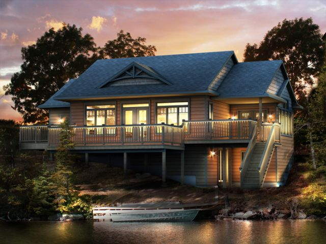 Peppermill Beaver Homes And Cottages Cottage Plan Cottage Design