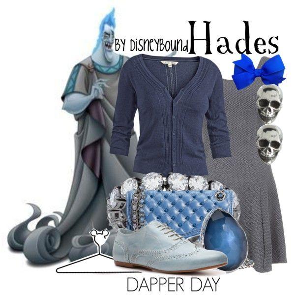 Disneybound - Hades