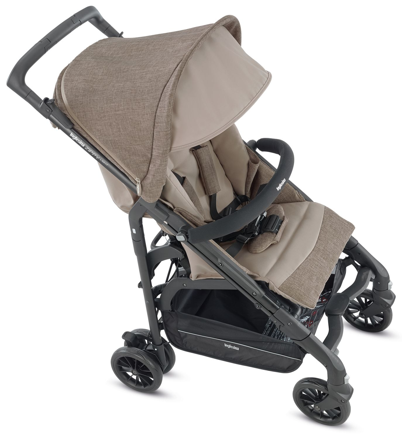 Zippy Light Stroller Top Side Lightest stroller