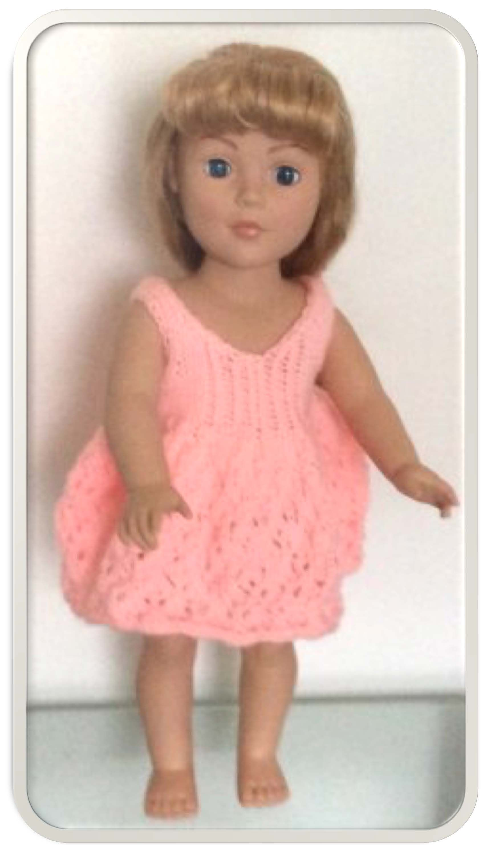 FREE Ravelry: Lace Dress for 18\