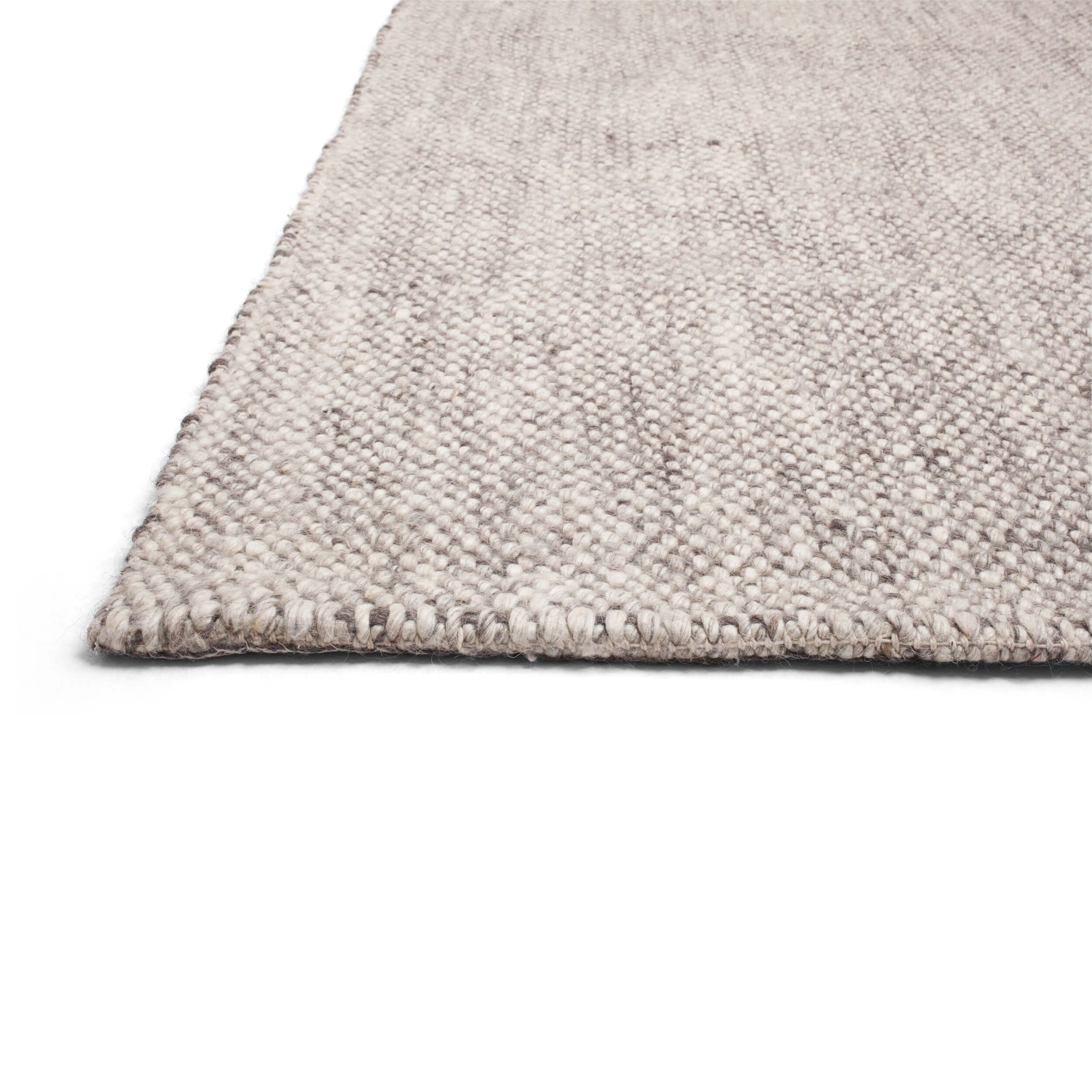 Bila Rug 8 X 10 Light Grey Rugs Area Rugs Wool Area Rugs