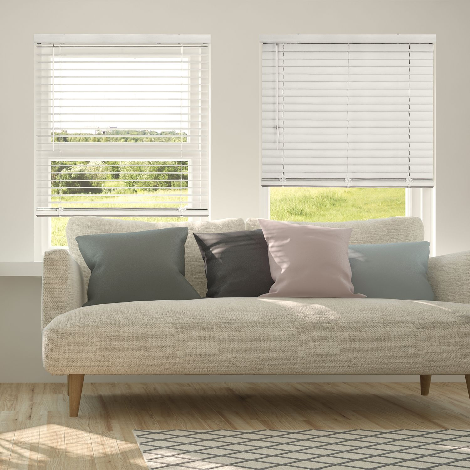 Pin by Chicology Home on Cordless Blinds Vinyl mini