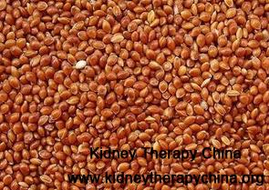 is millet safe for ckd diet?