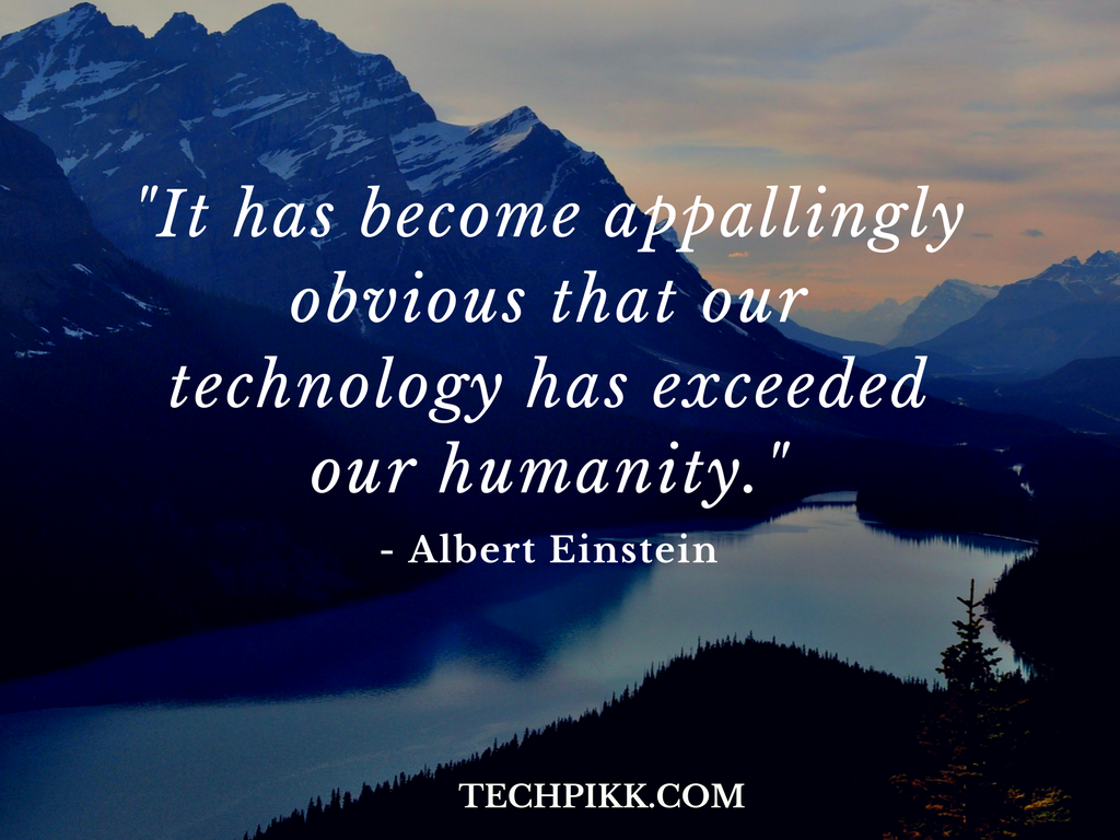 21 Famous Technology Quotes to inspire you Technology